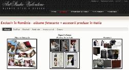 www.Album-Fotocarte.ro - (Distribuitor exclusiv al produselor Italian Photobook în România
