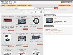 Anunturi-Piese-Auto.ro - anunţuri gratuite de vânzare/cumpărare piese auto