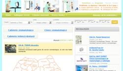 Portalul Cabinetelor şi Clinicilor stomatologice din România