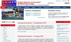 Clubul Sportiv al Armatei STEAUA Bucureşti