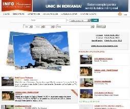 Info Pensiuni - Pensiuni si hoteluri in Romania, oferte vacante Paste, Craciun, Revelion