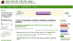 Rezultate Loto, metode şi resurse pentru loterişti